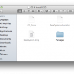 Showing Hidden Files in OSX Finder